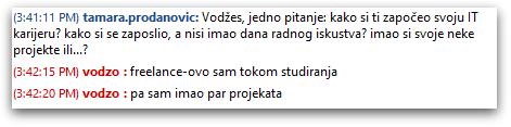 vodžes