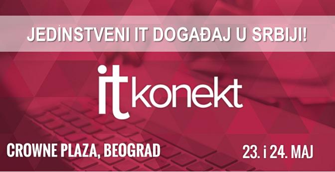 Svetski stručnjaci na ITkonekt konferenciji