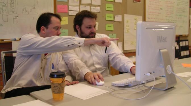 Programiranje kao timski posao