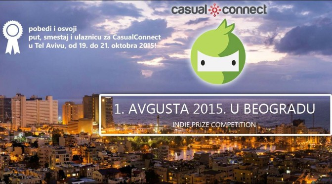 Casual Connect Tel Aviv – takmičenje za game developere