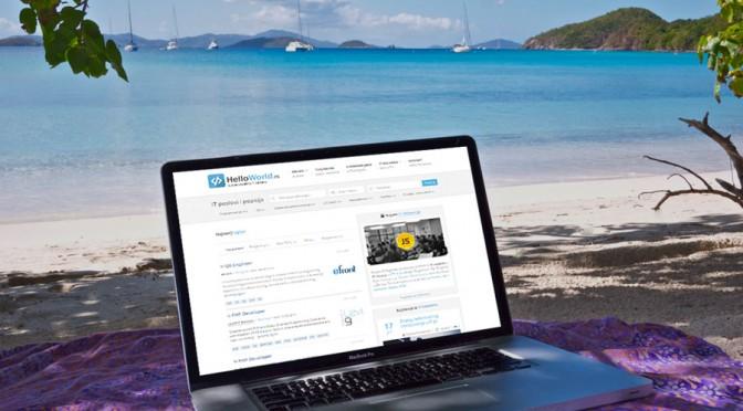 Aktuelni oglasi – QA, PHP, WordPress, Dizajn i drugi