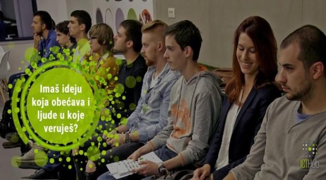Poziv svim IT talentima za ICT Hub Startap program