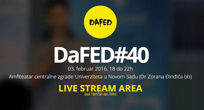 DaFED#40