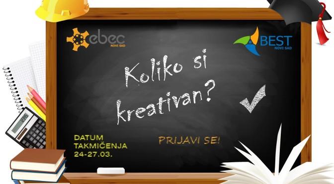 Novosadski dani inženjera - EBEC Novi Sad