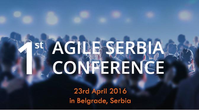 Prva Agile Serbia konferencija u regionu