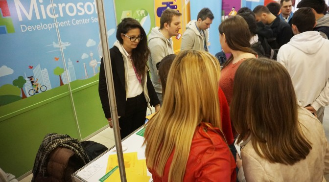 Majkrosoft razvojni centar poziva studente iz Novog Sada na konkurs za praksu i radna mesta