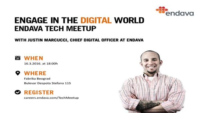 Endava Tech Meet-Up