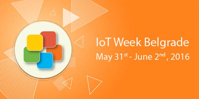 IoT week 2016