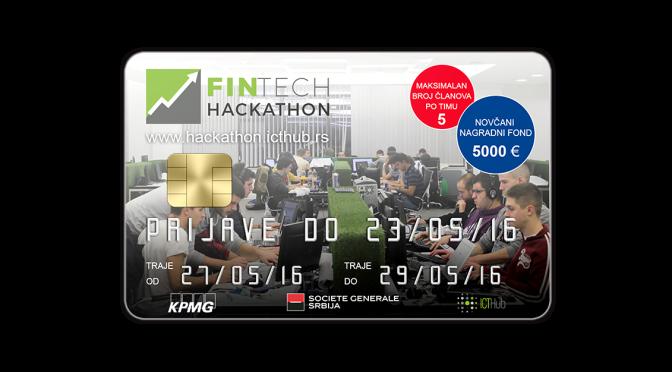 Prvi Fintech hakaton u Srbiji