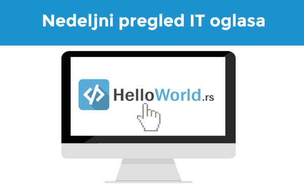 Aktuelni oglasi – Android, Oracle, Java, QA, iOS i drugi