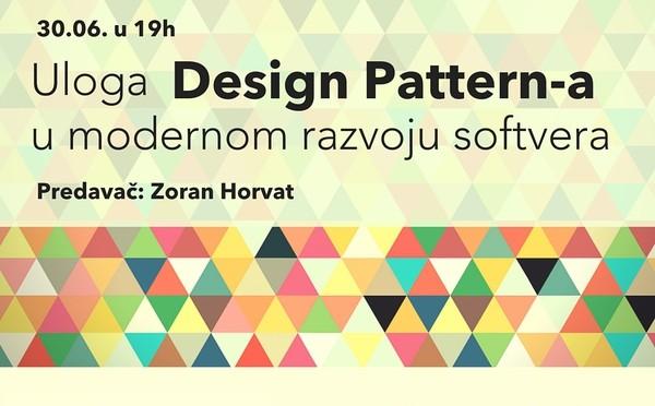 Coding Serbia: Uloga dizajn pattern-a u modernom razvoju softvera