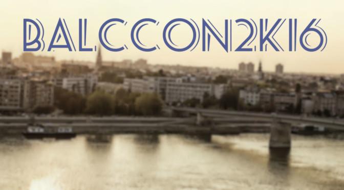 BalCCon2k16 — regionalni hakerski kongres