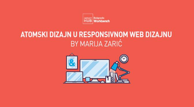 Atomski dizajn u responsivnom web dizajnu