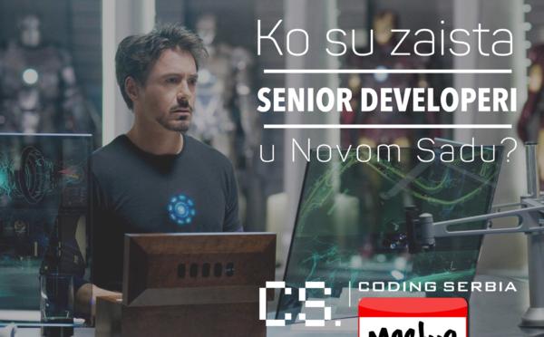 Ko su zaista Senior Developeri u Novom Sadu? (panel diskusija)