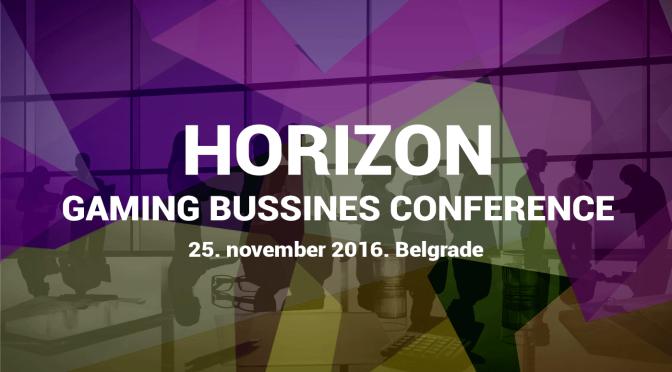 Horizon Conference 2016