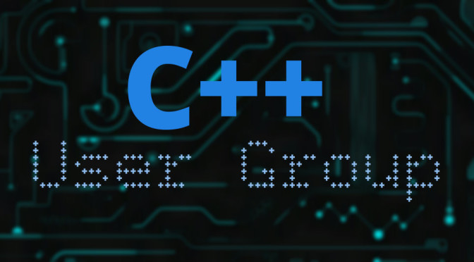 Prvi C++ User Group meetup