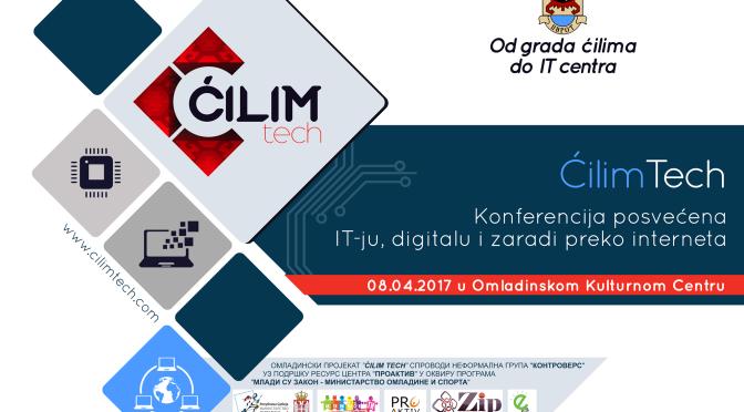 Cilim Tech - prva ICT konferencija u Pirotu