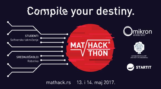 MatHackaton za studente i srednjoškolce