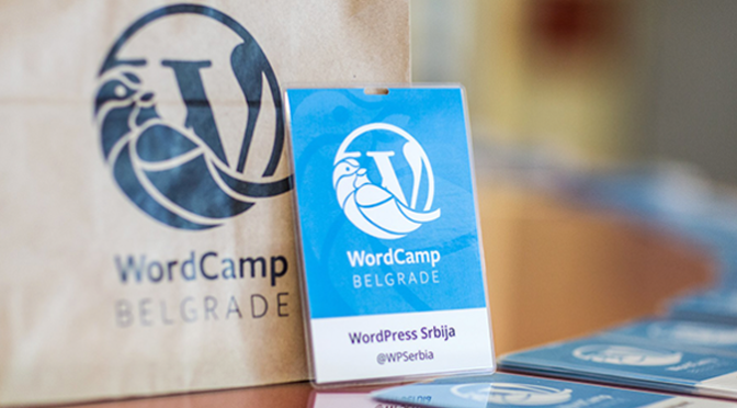 WordCamp Belgrade 2017
