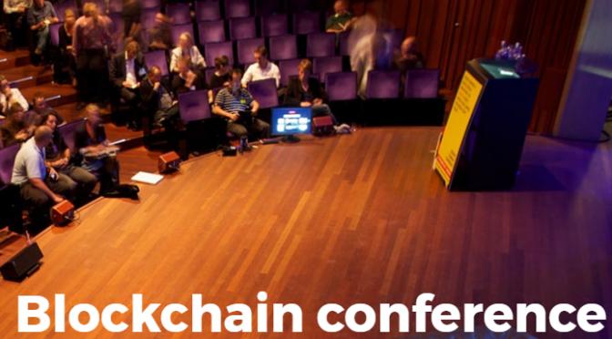 Blockchain konferencija