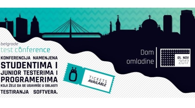 Druga test konferencija u Beogradu