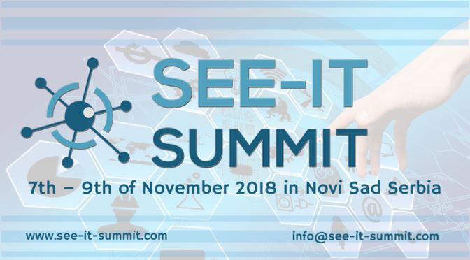 SEE-IT SUMMIT 2018.