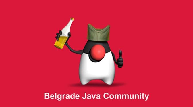 Belgrade Java Community meetup