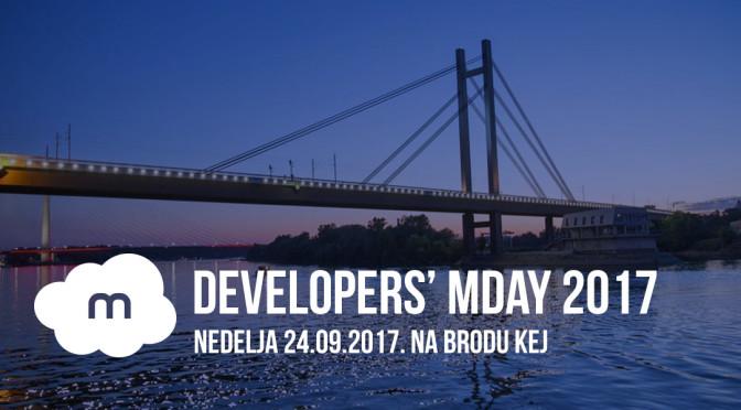 Developers' mDay 2017.