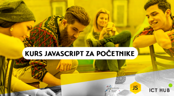 Besplatan kurs JavaScript programiranja za početnike