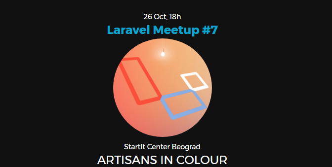 Artisans in Colour - Laravel meetup