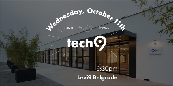 #Levi9 meetup