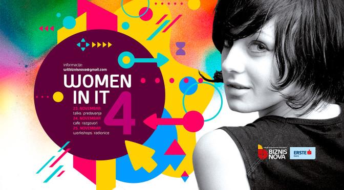 Konferencija Women in IT