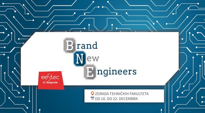 Brand New Engineers - od integrala do inženjera