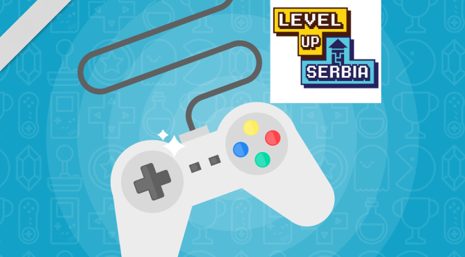 First, last and always: Prvi Level Up game jam