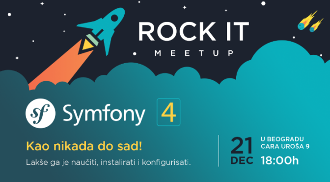 Rock IT: Symfony 4