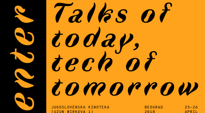 Druga ENTER konferencija u aprilu u Beogradu
