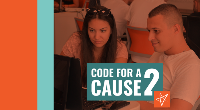 "Novi projekat kompanije Vega IT - ""Code for a cause 2"""