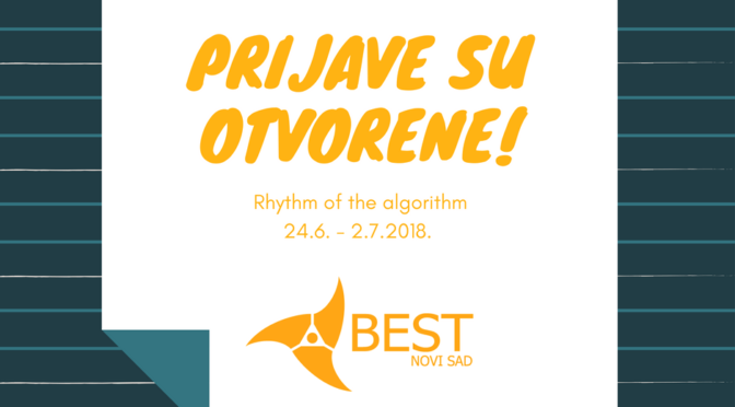 Rhythm of the algorithm