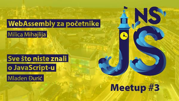 Treće JavaScript okupljanje u Novom Sadu