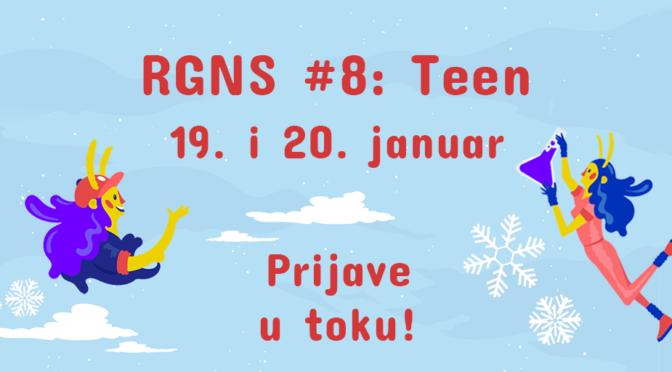 Rails Girls Novi Sad #8 Teen