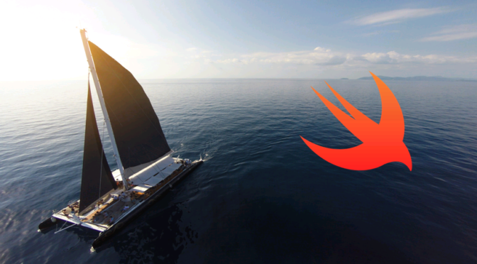 Crossover Swift/iOS jedrenje