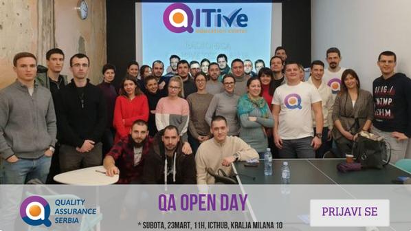 QA Otvoreni dan