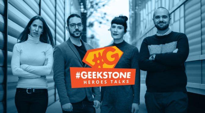 """Udruženje Geekstone najavljuje nove datume za događaj """"Geekstone Heroes Talks"""""""