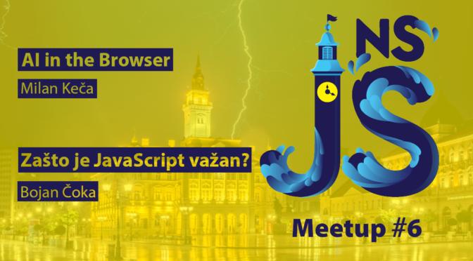 NS JS meetup #6