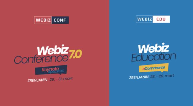 7.0 Webiz konferencija i edukacija