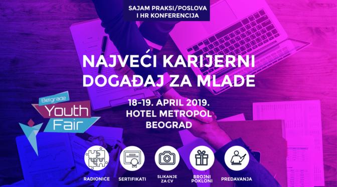 Belgrade Youth Fair 2019