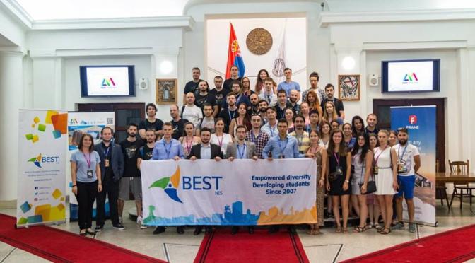 Međunarodni BEST akademski kurs u Nišu
