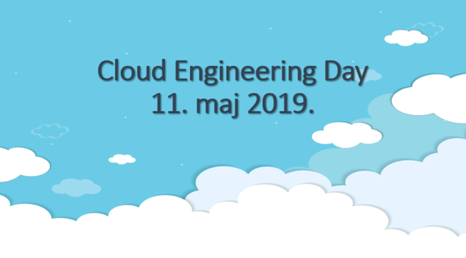Mini-konferencija Cloud Engineering Dan