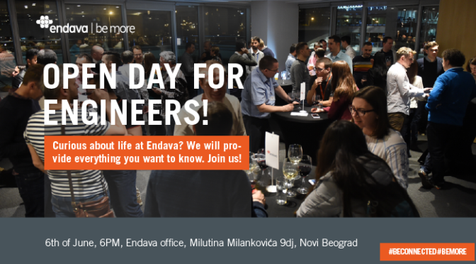 Open Day for Engineers