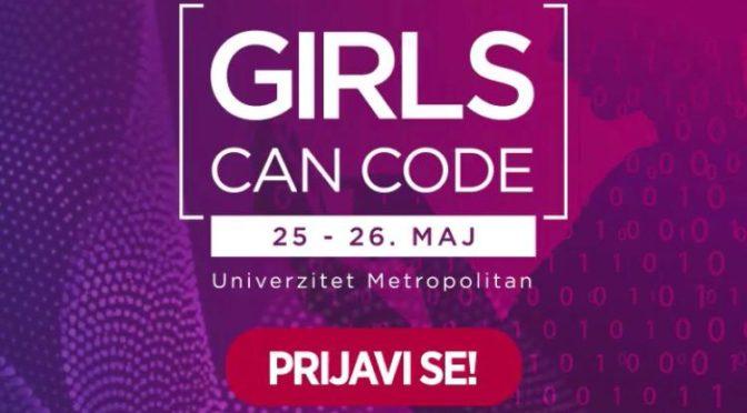 Girls can code hakaton